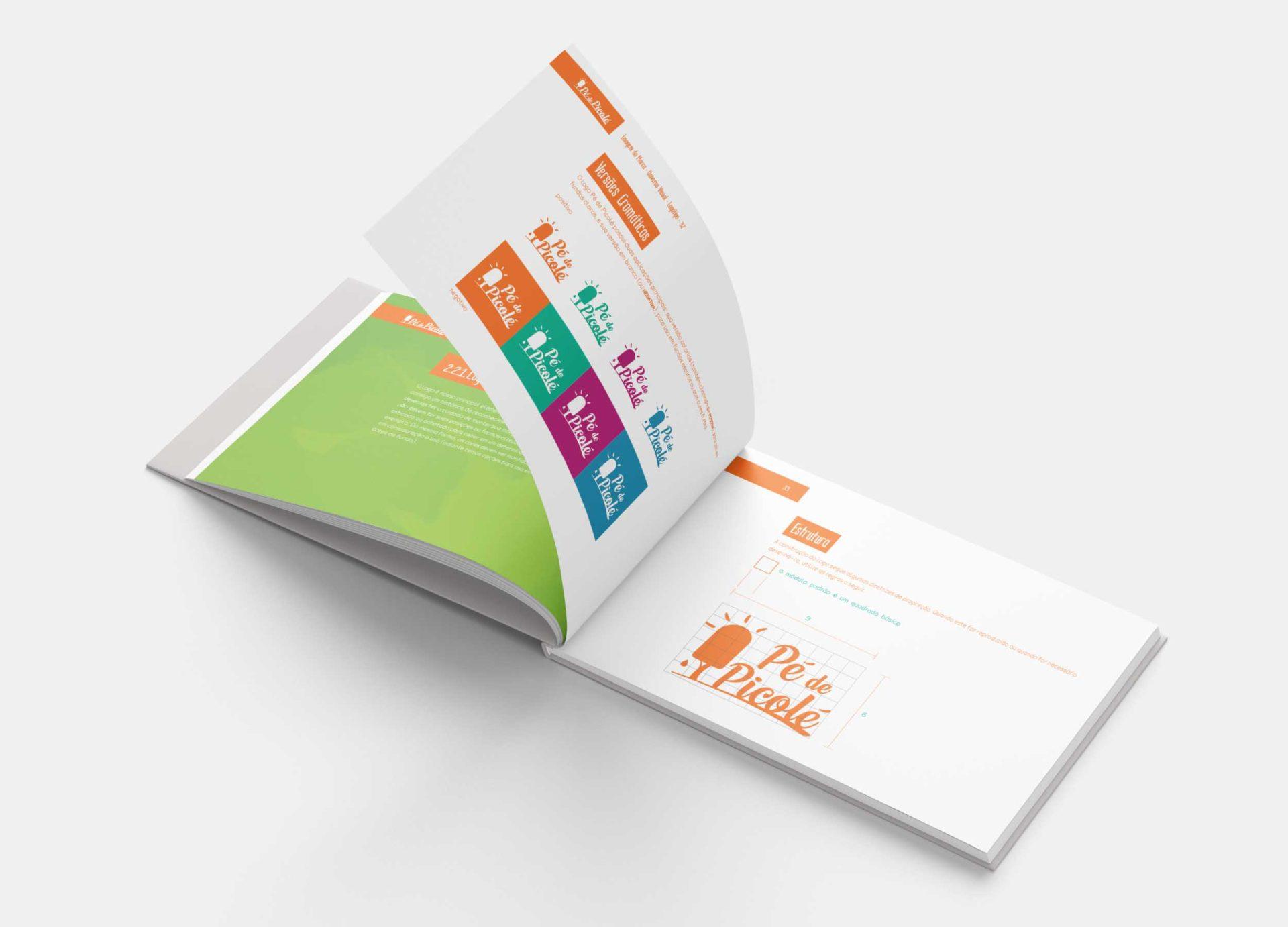 Brand Book Pé de Picolé