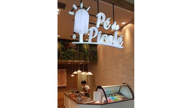 Nova loja Pé de Picolé